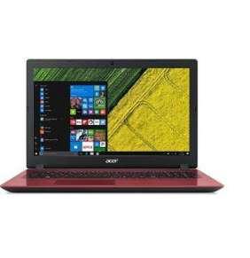 """Acer Aspire 3 (A315-32-P82M) Pentium N5000/4GB+N/1TB+N (M.2)/HD Graphics/15.6"""" FHD LED matný/BT/W10 Home/Red"""