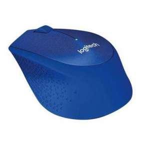 Logitech® M330 Silent Plus, blue