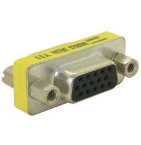 Delock adaptér VGA samica / samica