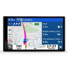 GARMIN automobilová navigace DriveSmart 55T-D WIFI Europe45