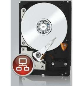 WD Red WD10EFRX 1TB HDD 3.5'', SATA/600, Intelli Power, 64MB, 24x7, NASware™