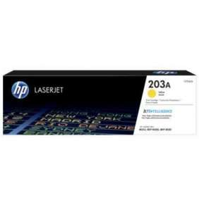 HP 203A Yellow Original LaserJet Toner Cartridge