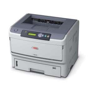 OKI B840dn, A3 LED, mono printer, 40 strán/min 1200x1200, USB, LAN, duplex