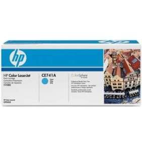 HP 307A Cyan LJ Toner Cart, 7 300 str, CE741A