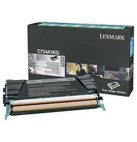 TONER LEXMARK BLACK C734, C736, X734, X736, X738 na 8000 stran