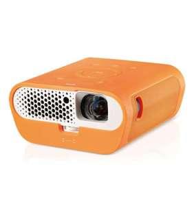 BenQ DLP projektor GS1, 16:9, 1280x720, 300l, 100K:1, HDMI, 2xUSB, micro SD reader, repro