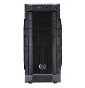 Cooler Master PC skrinka K280 čierna (bez zdroja)
