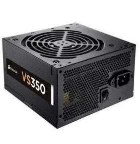 Corsair zdroj 350W VS series VS350, 120mm ventilátor, ATX12V, 80 PLUS