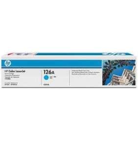 HP 126A Cyan LJ Toner Cart, 1 000 str, CE311A
