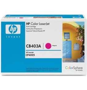 HP 642A, Magenta toner pre HP LaserJet pre CP4005/n/dn, 7500 strán