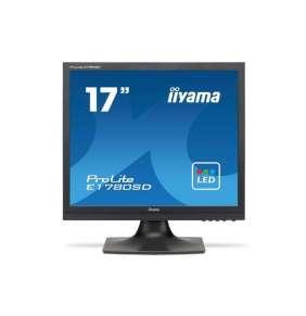 "17"" LCD iiyama Prolite E1780SD-B1 - SXGA,5ms,250cd/m2,DVI,VGA,repro"