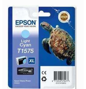 EPSON T1575  Light cyan Cartridge R3000