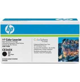 HP CE260X Toner 649X pro CLJ CP4525, (17 000str), Black