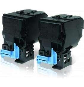Epson tonerová kazeta AcuLaser C13S050594/ AL-C3900/ Double pack balení černý
