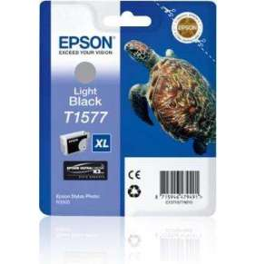EPSON T1577  Light black Cartridge R3000