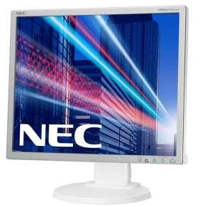 "NEC MT 19"" LCD MuSy EA193Mi WH IPS LED,1280x1024/60Hz,6ms,1000:1,250cd,audio,DP+DVI+VGA"