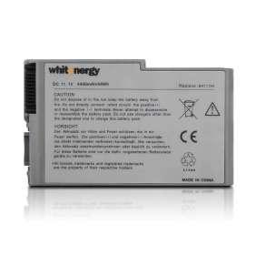 WE baterie pro Dell Latitude D500 11,1V 4400mAh