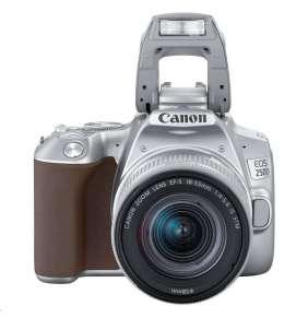 Canon EOS 250D zrcadlovka + 18-55 IS STM - stříbrná