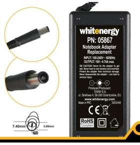 WE AC adaptér 19V/4.74A 90W kon. 7.4x5.0 mm + pin