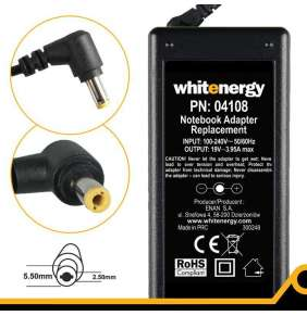 WE AC adaptér 19V/3.95A 75W konektor 5.5x2.5mm