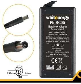 Whitenergy napájecí zdroj 19.5V/4.62A 90W konektor 7.4x5.0mm + pin Dell