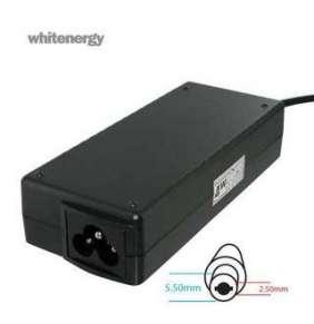 Whitenergy napájecí zdroj 19V/4.9A 90W konektor 5.5x2.5mm Compaq