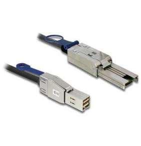 Delock Cable Mini SAS HD SFF-8644   Mini SAS SFF-8088 1 m