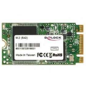 Delock M.2 NGFF SATA 6 Gb/s SSD 64 GB (S42) Micron MLC