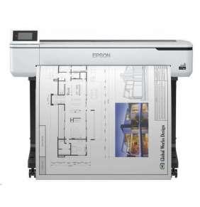 "EPSON SureColor T5100 / 36""/ 2400 x 1200 dpi / 4 inkousty / ADF / USB / LAN / Wi-Fi / stojan"