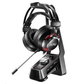 ADATA XPG EMIX H30 Gaming Headset + SOLOX F30 Amplifier, sluchátka + ovladač