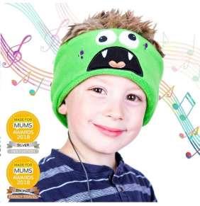Snuggly Rascals - dětská sluchátka Monster (v.2)
