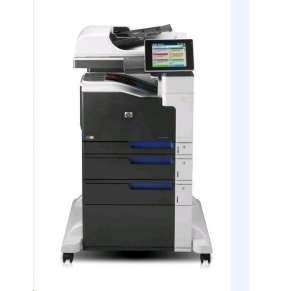 HP LaserJet Enterprise M775f, A3 color MFP, print/scan/copy/fax, 30 strán/min, 600x600, USB, LAN, white/black
