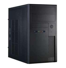 CHIEFTEC MiniT Mesh XT-01B-350GPB/ micro ATX/ USB 3.0/ 350W zdroj/ černý
