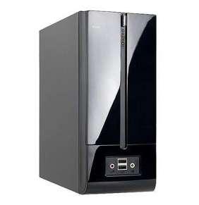 IN WIN skříň BM639, mini ITX, 180W 80+ Bronze / 8cm Fan / 2 x USB 3.0 / HD Audio / Black