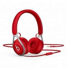 Beats EP On-Ear Headphones Red slúchadlá