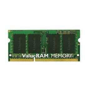DDR 3   4 GB 1333MHz . SODIMM CL9, ....... Kingston