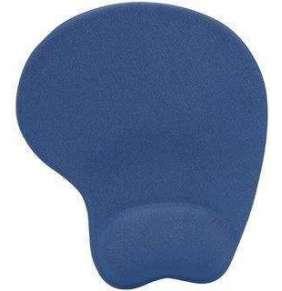 Manhattan Podložka pod myš s oporou zápästia, modrá