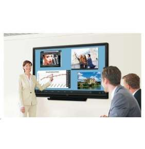 "SHARP interaktivní tabule 70"" PN70TW3,1920x1080,10-Point IR,200Hz Touch Sampling  Active Pen  Integrated Wireless"