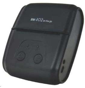 Birch BM-I02 Mobilná tlačiareň pro VRP, BT, USB, RS232 + PUZDRO