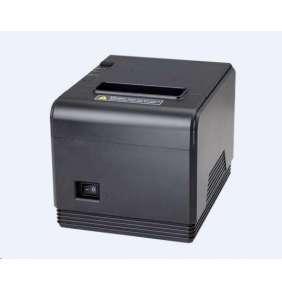 Birch CP-Q3 Pokladní tiskárna s řezačkou, USB/RS232/LAN, černá