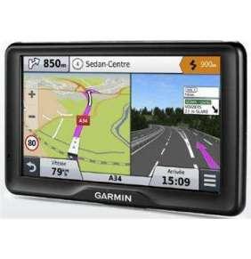 "Garmin  Camper 760T-D Lifetime  - 45 států EU/7"" LCD/RDS/BT"