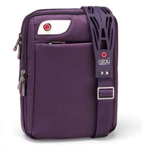 i-stay netbook/ipad bag Purple