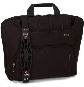 "i-stay Black 15.6"" & Up to 12"" Ladies Laptop / Tablet Bag"
