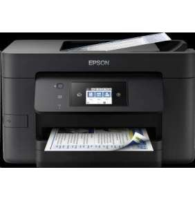 EPSON tiskárna ink WorkForce WF-3720DWF MFZ, A4, 20/10ppm, 4ink, USB, NET, Duplex, WIFI, 250listů in, MULTIFUNKCE