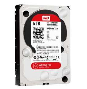 "WD 5TB Red PRO 3,5""/SATAIII/7200/128MB"