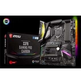 MSI Z370 GAMING PRO CARBON s.1151, Z370, 3x PCI-E x1, 3x PCI-E x16, 4x DDR4,  SATA III,  USB 3.1,  DVI, HDMI, ATX