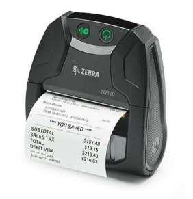 Zebra ZQ320, USB,BT, (DT)