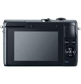 Canon EOS M100 Body Black + čistíčí hadřík