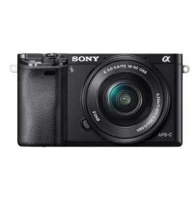Sony A6000L, 16-50mm, 24,3Mpix, černý