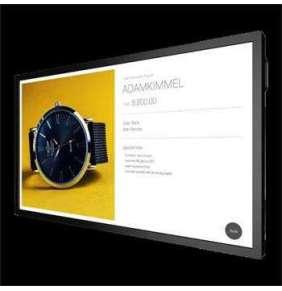 "BenQ LCD IL490 49"" 1920x1080/1100:1/10-point touch/DP/HDMI/DVI/RJ45/RS232/USB"